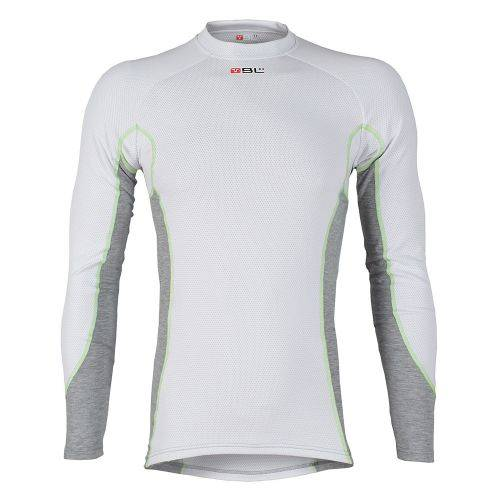 MAJICA BICYCLE LINE LOGIN DUGI RUKAV WHITE, S Cijena