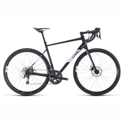 CUBE ATTAIN RACE BLACK´N´WHITE 2020, 53cm Cijena