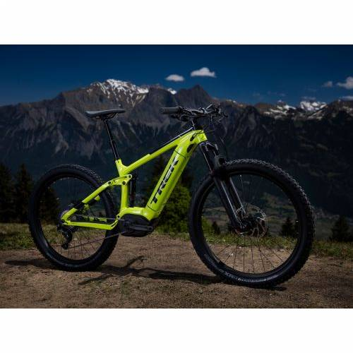 BICIKL TREK e-bike POWERFLY FS 7 EU 27,5 19,5 ZELENI / 2019 Cijena