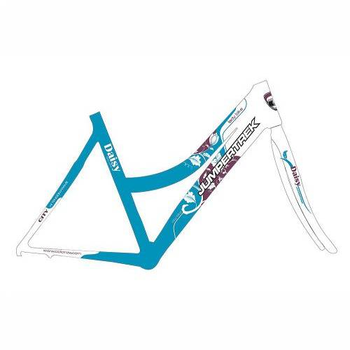 Jumpertrek 24' DAISY Girl 6B White-Light Blue, 24' Cijena