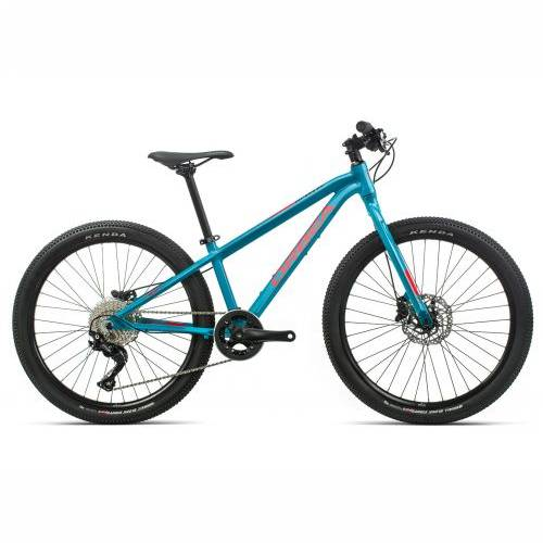 ORBEA MX 24 TEAM DISC BLUE/RED 2020, 24' Cijena