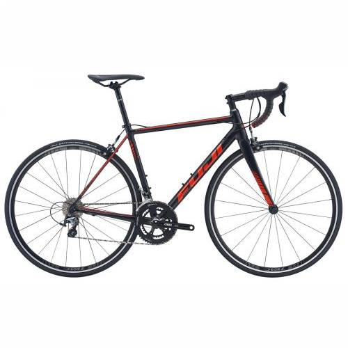 BICIKL FUJI TRKAĆI SL A 1.5 58CM SATIN BLACK / RED ORANGE / 2020 Cijena