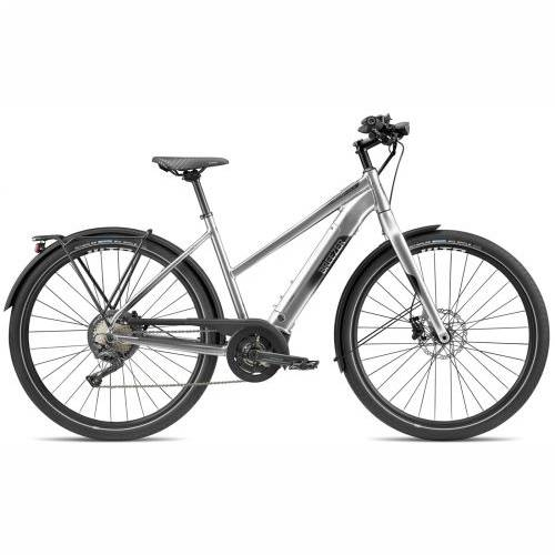 BICIKL BREEZER E-BIKE POWERWOLF EVO+ ST 46cm  Chrome/Black / 2020 Cijena