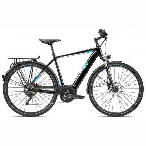 BICIKL BREEZER E-BIKE POWERTRIP EVO 1.1+ 60cm  Black/Blue / 2020 Cijena