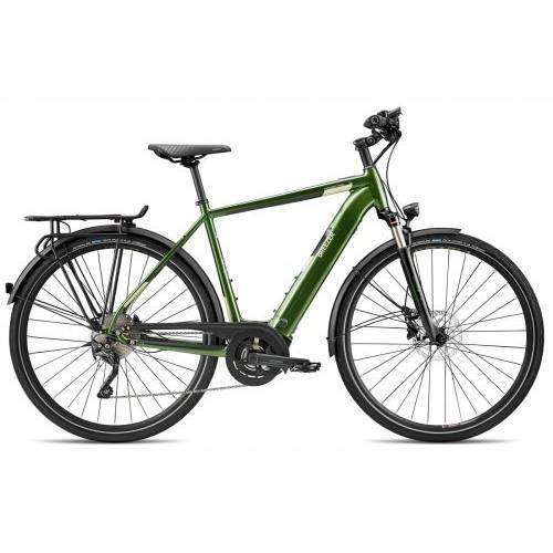 BICIKL BREEZER E-BIKE POWERTRIP EVO 1.3+ 55cm  Olive/Creme / 2020
