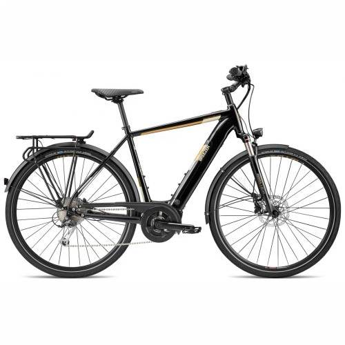 BICIKL BREEZER E-BIKE POWERTRIP EVO 1.5+ 55cm  Black/Creme / 2020