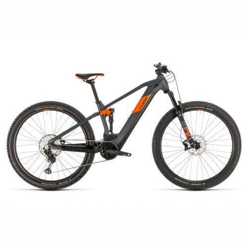 CUBE STEREO HYBRID 120 RACE 625 29 GREY´N´ORANGE 2020, 22' (29') Cijena