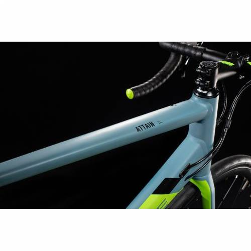 CUBE ATTAIN SL BLUEGREY´N´GREEN 2020, 53 cm Cijena