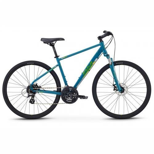 BICIKL FUJI TRAVERSE 1.5 21'' BLUE GREEN / 2020 Cijena
