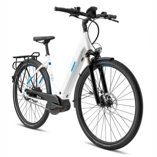 BICIKL BREEZER E-BIKE POWERTRIP EVO IG 1.1+ LS 55cm  White/Blue / 2020 Cijena