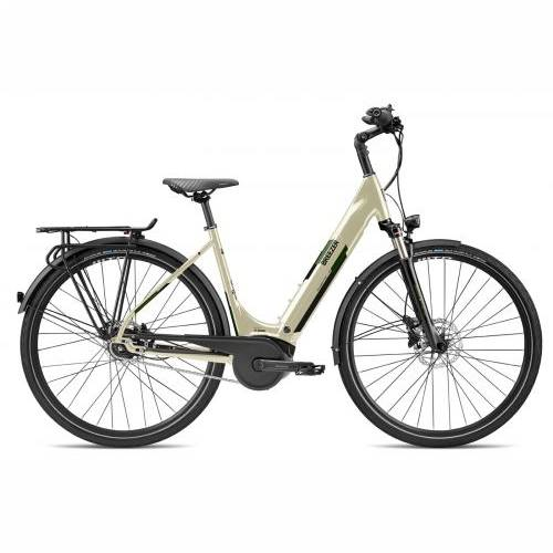 BICIKL BREEZER E-BIKE POWERTRIP EVO IG 1.3+ LS 45cm  Cream / 2020 Cijena