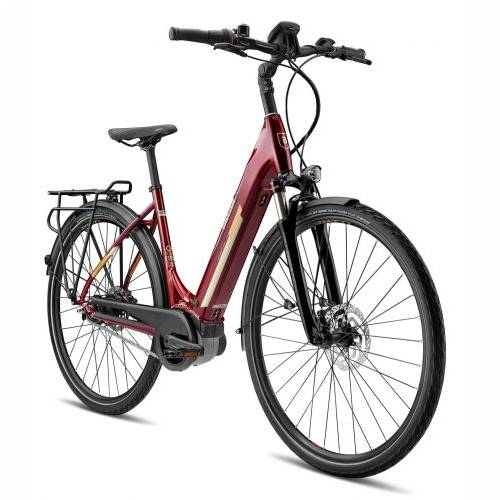 BICIKL BREEZER E-BIKE POWERTRIP EVO IG 1.5+ LS 45cm  Brown / 2020 Cijena