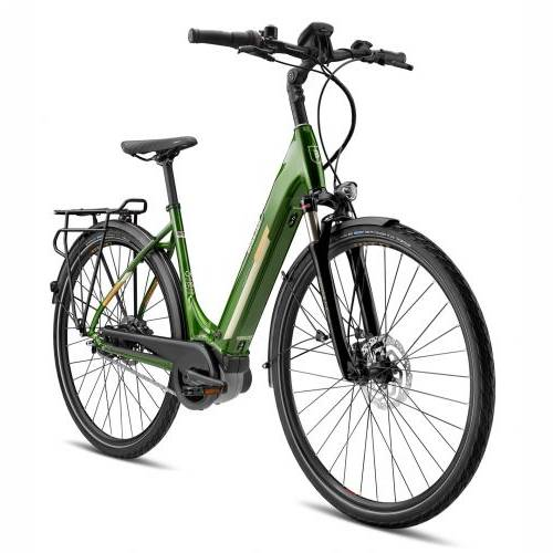 BICIKL BREEZER E-BIKE POWERTRIP EVO IG 1.5+ LS 45cm  Olive Green / 2020 Cijena