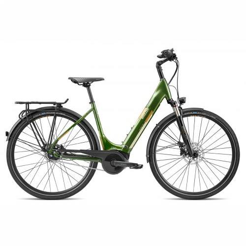 BICIKL BREEZER E-BIKE POWERTRIP EVO IG 1.5+ LS 55cm  Olive Green / 2020 Cijena