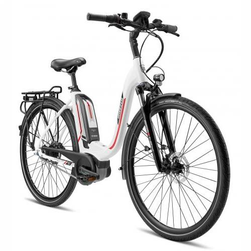 BICIKL BREEZER E-BIKE POWERTRIP 1.1 IG+ LS 48cm  White/Red / 2020 Cijena