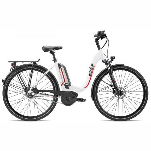 BICIKL BREEZER E-BIKE POWERTRIP 1.1 IG+ LS 52cm  White/Red / 2020 Cijena