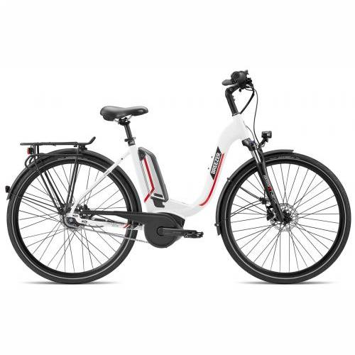 BICIKL BREEZER E-BIKE POWERTRIP 1.3 IG+ LS 52cm  White/Red / 2020 Cijena