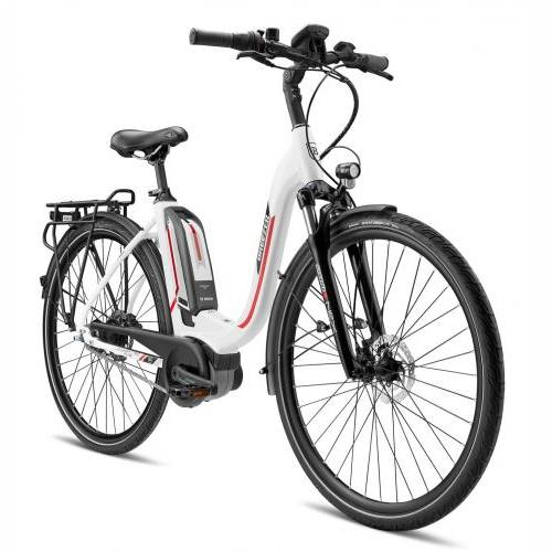 BICIKL BREEZER E-BIKE POWERTRIP 1.3 IG+ LS 56cm  White/Red / 2020 Cijena