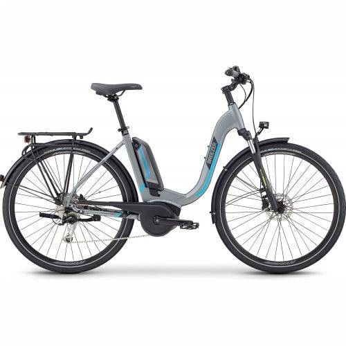 BICIKL BREEZER E-BIKE POWERTRIP + LS 48cm  Satin Dark Gray / 2020 Cijena