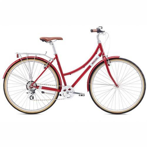 BICIKL BREEZER DOWNTOWN EX  56cm RED/ 2020 Cijena
