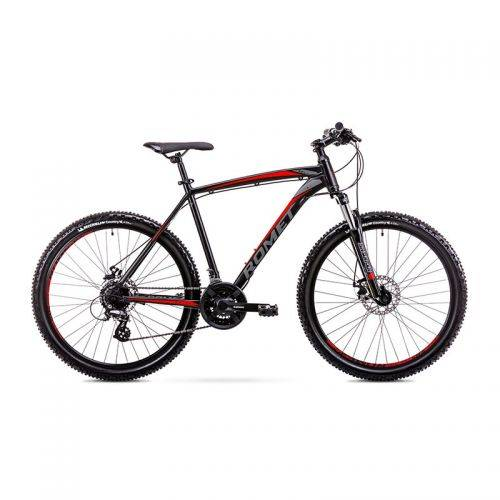 ROMET RAMBLER R6.3 black-red Cijena