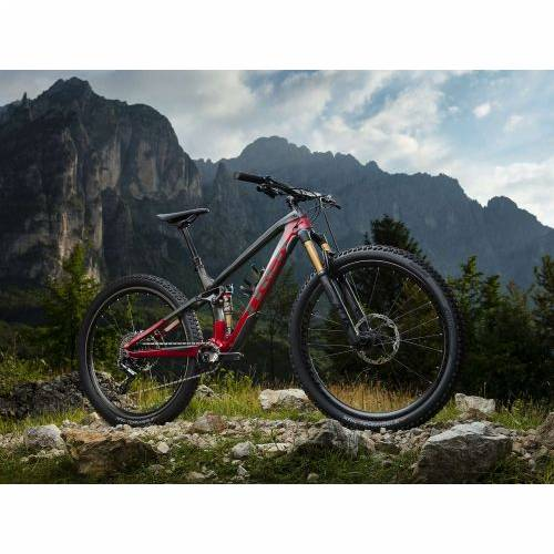 BICIKL TREK MTB FUEL EX 9.9 XO1 XS 27.5 RAW CARBON/RAGE RED / 2020 Cijena