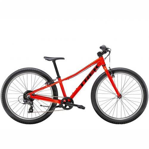 BICIKL TREK KIDS PRECALIBER 24 8SP BOYS 24 RADIOACTIVE RED / 2020 Cijena