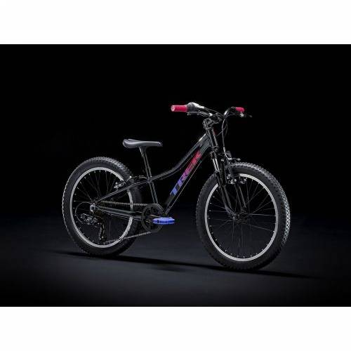 BICIKL TREK KIDS PRECALIBER 20 7SP GIRLS 20 VOODOO TREK BLACK / 2020 Cijena