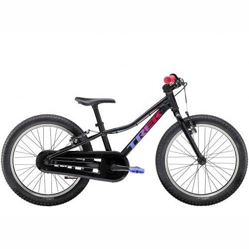 BICIKL TREK KIDS PRECALIBER 20 FW GIRLS 20 VOODOO TREK BLACK / 2020 Cijena
