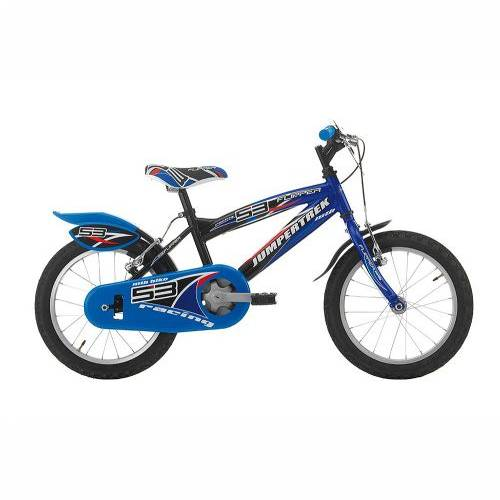 Jumpertrek FLIPPER Boy 16' Black/Blue, 16' Cijena